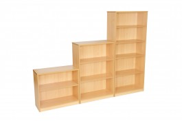 HARTWELL ENDURANC bookcases beech