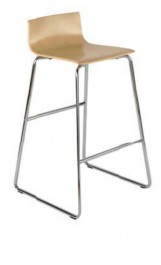CAFE VII HOCKER BAR STOOL