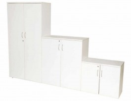 Group Corby Cupboards Brilliant White