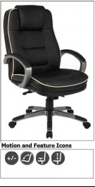 The Towcester High Back Executive Office Chair