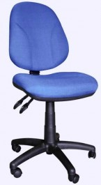 KEMPSTON VDU TYPIST OFFICE CHAIR