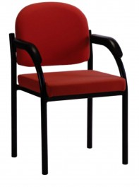 HERTFORD 01 Fully Welded Frame Heavy Duty Arm Chair